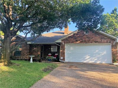 Fort Worth Single Family Home For Sale: 1925 Berrybrook Drive