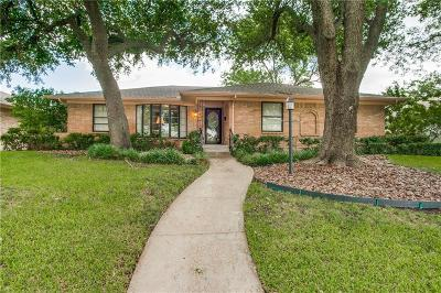 Dallas Single Family Home For Sale: 9957 Faircrest Drive