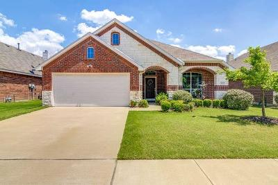 Forney Single Family Home For Sale: 521 Thunder Trail