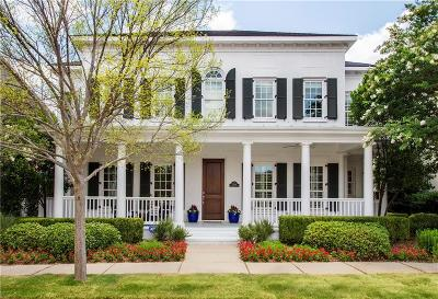 Mckinney Single Family Home Active Contingent: 2208 State Boulevard