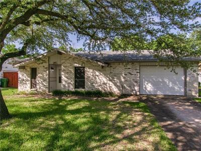 Garland Single Family Home For Sale: 1526 Bosque Drive
