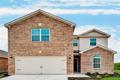 Princeton Single Family Home For Sale: 1542 Park Trails Boulevard