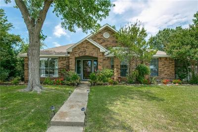 Sachse Single Family Home For Sale: 4917 Orchard Drive