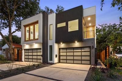 Dallas Half Duplex For Sale: 4634 Coles Manor Place