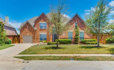 Prosper Single Family Home For Sale: 1001 Bridgeport Lane