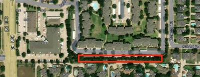 Plano Residential Lots & Land Active Option Contract: 0000 Coit Road