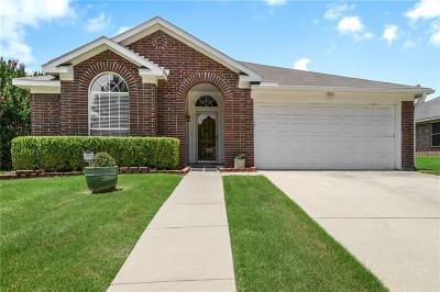 Lake Dallas Single Family Home For Sale: 741 Cedar Leaf Circle