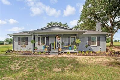 Canton TX Single Family Home For Sale: $224,900