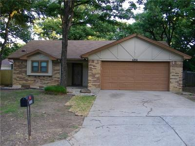 North Richland Hills Residential Lease For Lease: 6816 Shadydale Drive