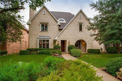 Single Family Home For Sale: 2805 Rosedale Avenue