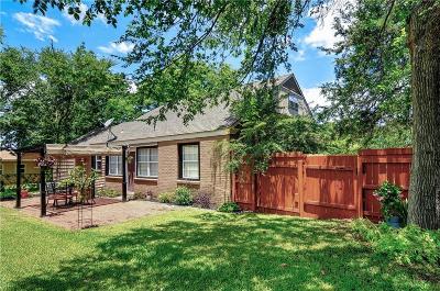 Denison Single Family Home For Sale: 1600 W Gandy Street