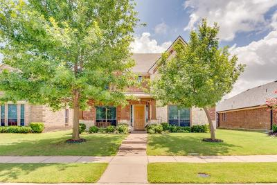 McKinney Single Family Home For Sale: 9121 Amber Downs Drive