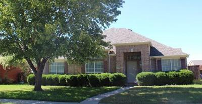 Frisco Residential Lease For Lease: 7311 Cresson Drive