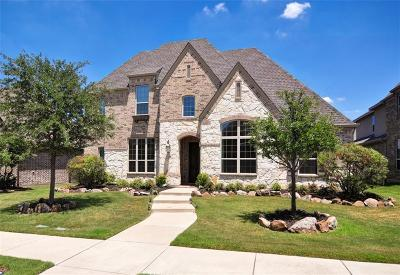 Frisco Residential Lease For Lease: 7544 Rockyford Drive