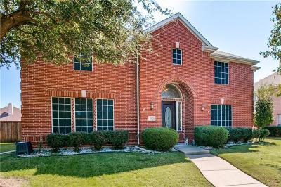 Carrollton Single Family Home For Sale: 3820 Johnson Drive