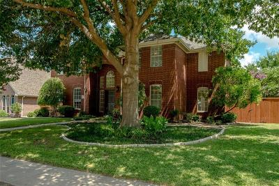 Allen Single Family Home For Sale: 707 Sycamore Creek Road