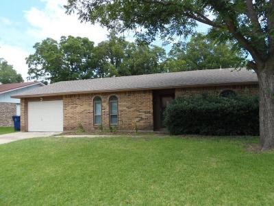 Garland Residential Lease For Lease: 4038 Hartford Drive