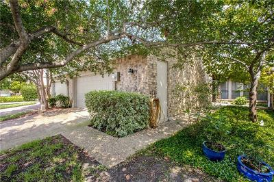 Townhouse For Sale: 12315 Montego Plaza
