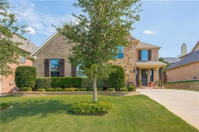 Keller Single Family Home For Sale: 504 Hunter Manor Drive