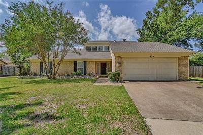 Arlington Single Family Home For Sale: 4214 Westwind Drive