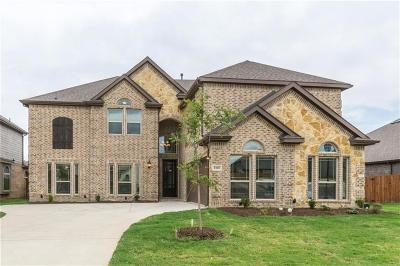 Mansfield Single Family Home For Sale: 1101 Sterling Trace Drive