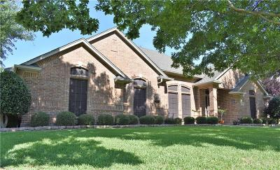 Fort Worth Single Family Home For Sale: 13796 W Riviera Drive