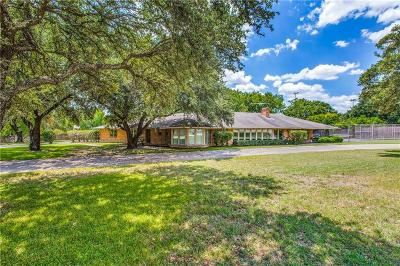 Single Family Home For Sale: 5140 Northaven Road