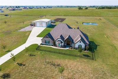 Sanger Single Family Home Active Option Contract: 1301 Switzer Road