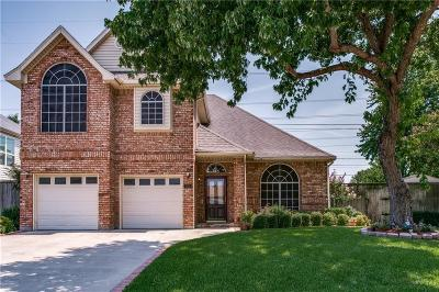 Grand Prairie TX Single Family Home For Sale: $290,000