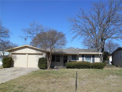 Richardson  Residential Lease For Lease: 416 Salem Drive