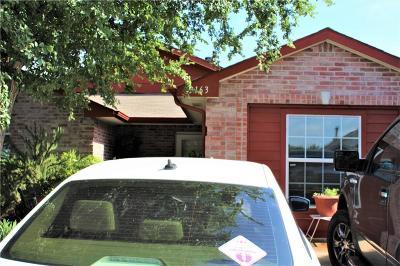 Dallas Single Family Home For Sale: 5163 Tato Drive