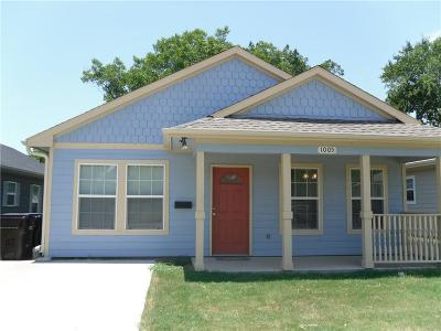 Plano TX Single Family Home For Sale: $185,000