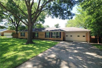 Dallas Single Family Home For Sale: 9606 Galway Drive