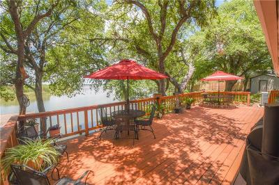 Granbury Single Family Home Active Option Contract: 2640 Andrews Court