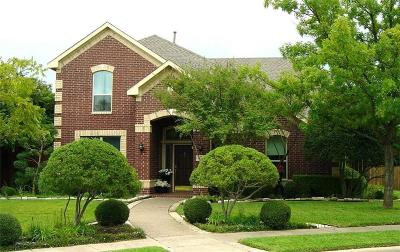 Rowlett Single Family Home For Sale: 4006 Gulfview Drive