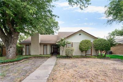 Rowlett Single Family Home For Sale: 2905 Powell Drive