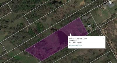 Mansfield Residential Lots & Land For Sale: 2509 Nelson Wyatt