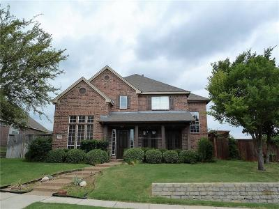 Rockwall Single Family Home For Sale: 1910 Club Lake Circle