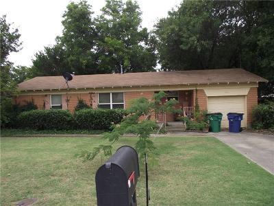 Single Family Home For Sale: 510 W Oak Street