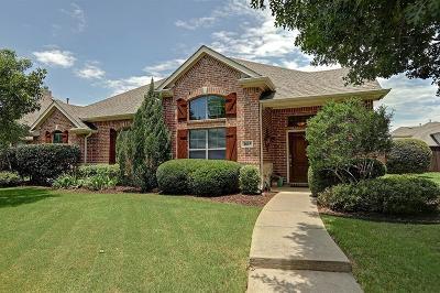 Allen Single Family Home For Sale: 1615 Silverleaf Lane
