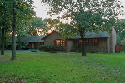 Cedar Creek Lake, Athens, Kemp Single Family Home For Sale: 6998 Fm 2494