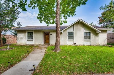 Carrollton Single Family Home For Sale: 3103 Barton Road
