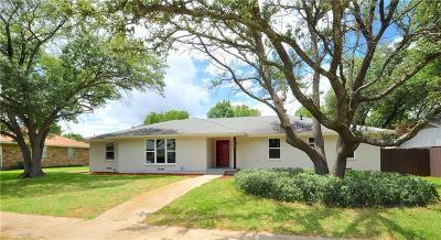 Garland Single Family Home For Sale: 1409 Hiawatha Way