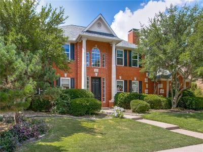 Coppell Single Family Home For Sale: 805 Crane Drive