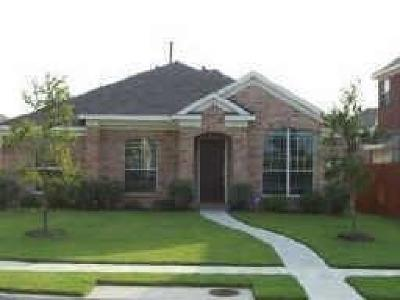 Frisco Residential Lease For Lease: 12697 Ducks Landing