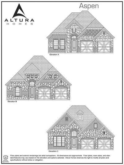 Heath Single Family Home For Sale: 1590 Sonnet