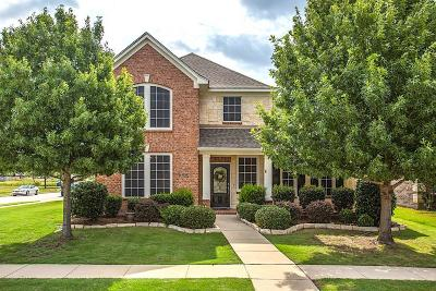 Fort Worth Single Family Home For Sale: 10224 Fossil Valley Drive