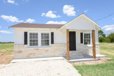 Eastland County Single Family Home For Sale: 199 County Road 498