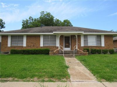 Garland Residential Lease For Lease: 1814 Bardfield Avenue