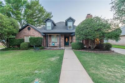 Colleyville Single Family Home For Sale: 5304 Fox Trail Lane